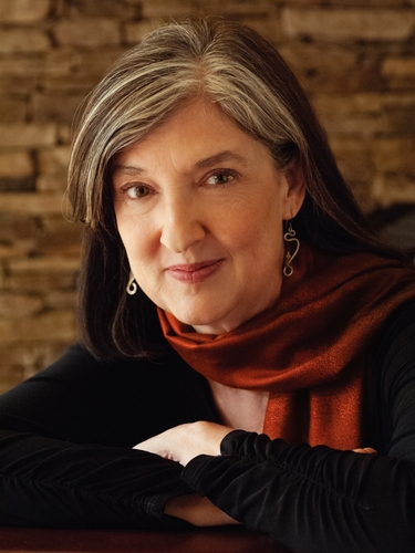 "Barbara Kingsolver, author of ""Flight Behavior"""