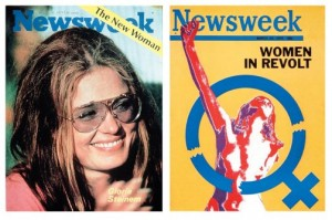 Newsweek Covers--8/16/71 and 3/23/70