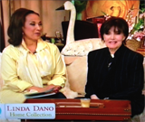Linda Dano celebrating 20 year anniversary on QVC