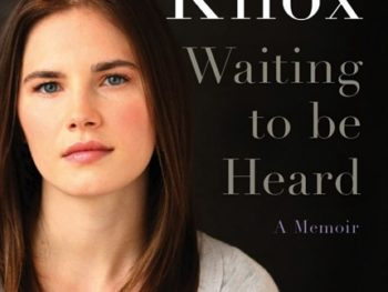 Amanda Knox book, Waiting to be Heard