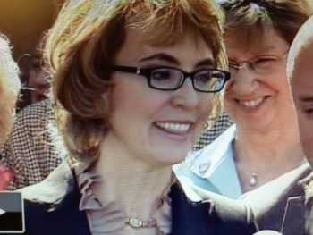 Gabrielle Giffords to Receive Profile in Courage Award