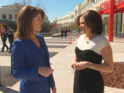 Sheryl Sandberg and Norah O'Donnell--60 Minutes/CBS