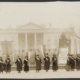 Women Protesting in Front of White House, 1917