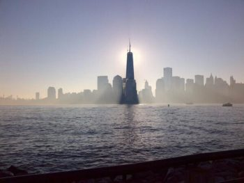 One World Trade Center, 5/10/13--Today Show