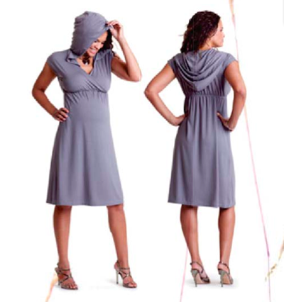 Joiful Maternity Tuscan Dress from Joiful Catalog