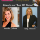 'Best Of' TWE Radio Podcasts with Jennifer Gilbert and Tory Johnson