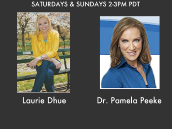 TWE Radio 'Best Of' Show with guests Laurie Dhue and Dr. Pamella Peeke