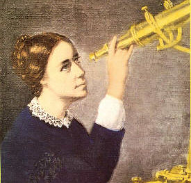 Maria Mitchell, first female astronomer born 8/1/13