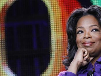 Oprah Winfrey on Variety Women's Impact List, 2013