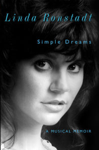 Linda Ronstadt Book, Simple Dreams