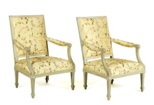 Oprah Auction--Her Chairs