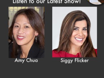 TWE Encore Podcasts: Amy Chua and Siggy FLicker