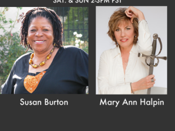 TWE Radio 'Best Of' Show with guests: Susan Burton and Mary Ann Halpin