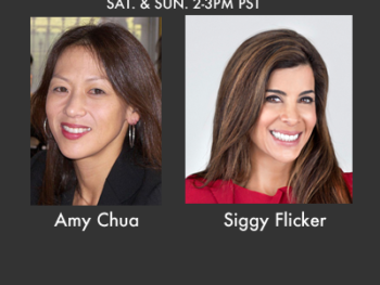 On TWE Radio 'Best of' Show: Amy Chua and Siggy Flicker
