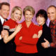 Murphy Brown cast--show comes back on Encore Classics