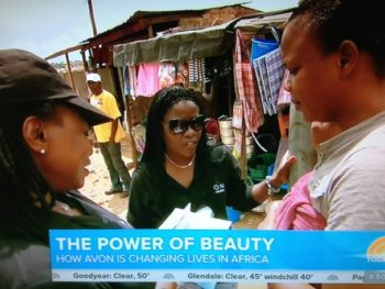 Avon Transforming Lives in Africa/TODAY