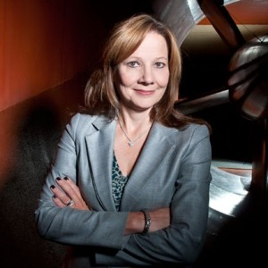 Mary Barra, GM CEO