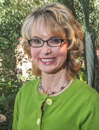Gabrielle Giffords/from her website