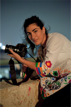 "Jehane Noujaim, director ""The Square""--Photo: Najaim Films"