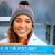 Lolo Jones--Olympic Bobsled Team, 201--Photo: Today Show screenshot