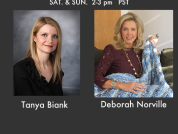 TWE Radio Encore with Tanya Biank and Deborah Norville