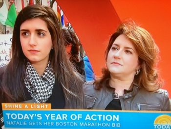 Corcoran family, Boston Marathon Bombing Victims/TODAY Show