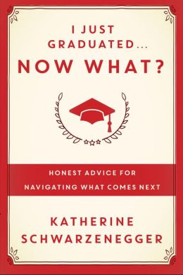 "Katherine Schwarzeneggers  ""I Just Graduated, Now What?"""