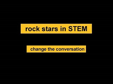 Mitzi Montoya Rock Stars in STEM slide