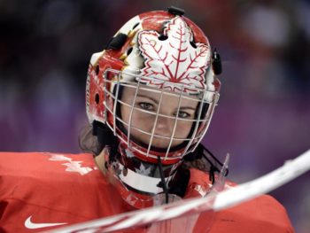 Shannon Szabados, Women's Hockey Star