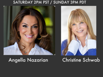 TWE Radio Encore Special with Guests Angella Nazarian and Christine Schwab