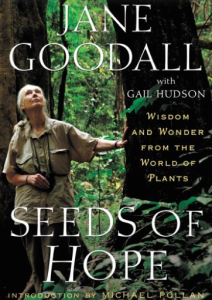 Jane Goodall's Seeds of Hope book