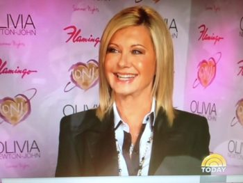 Olivia Newton-John/Screenshot NBC