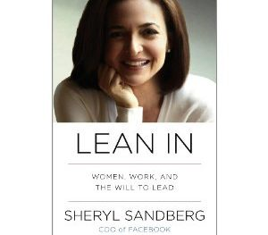 Sheryl Sandberg book, Lean In