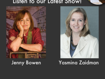 TWE Podcasts: Interviews with Jenny Bowen and Yasmina Zaidman