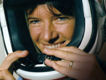 Lynn Sherr's book on Sally Ride