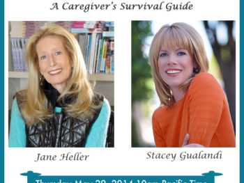 TWE TelEvent on Tips for Caregivers with Jane Heller, interviewed by TWE Radio Host Stacey Gualandi