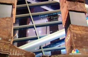 World Trade Center 9/11 Museum/NBC Screenshot