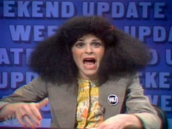 Gilda Radnor/Photo: NBC