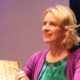 Elizabeth Gilbert at Dominican University/Photo: Laurie King