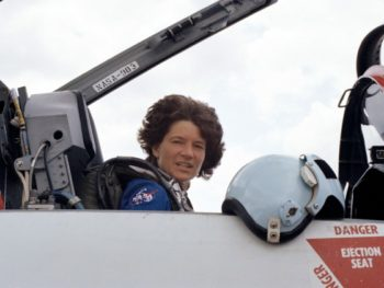 Sally Ride, Astronaut/Photo: NASA