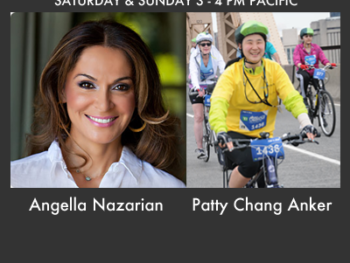 On TWE Radio: Angella Nazarian and Patty Chang Anker