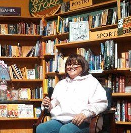 Linda Ronstadt at Changing Hands Bookstore, Phoenix, Fall 2013