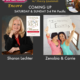 "TWE Radio Encore Show with Sharon Lechter with her book, ""Think and Grow Rich for Women,"" and Zenobia Mertel and Carrie Kroop of Interview Forward"