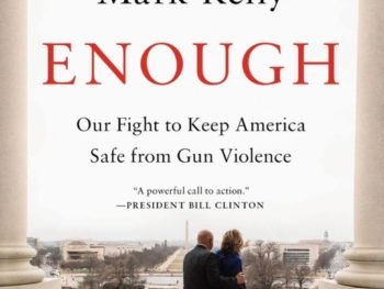 Gabby Giffords new book with Mark Kelly
