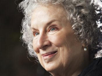 Author Margaret Atwood/Photo: Murdo MacLeod for the Guardian