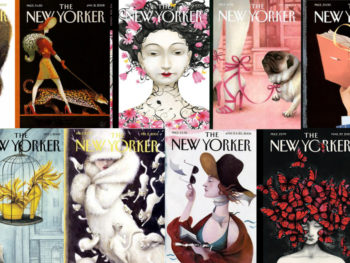 Female Artists at the New Yorker/Sharpheels.com