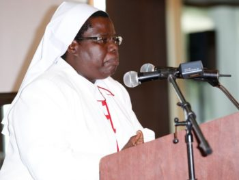 Sister Rosemary Nyirumbe/Photo: Rod Millington