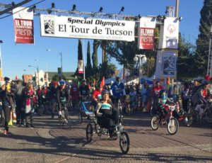 Gabby Giffords Bike Ride--Tour de Tucson