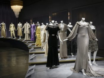 Hollywood Glamour: Fashion and Jewelry from the Silver Screen/Exhibit Museum of Fine Arts Boston