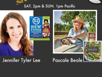 On TWE Radio: Jennifer Tyler Lee and Pascale Beale